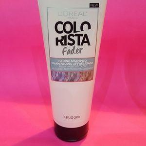 Color Fade Shampoo Colorista Hair Treatment